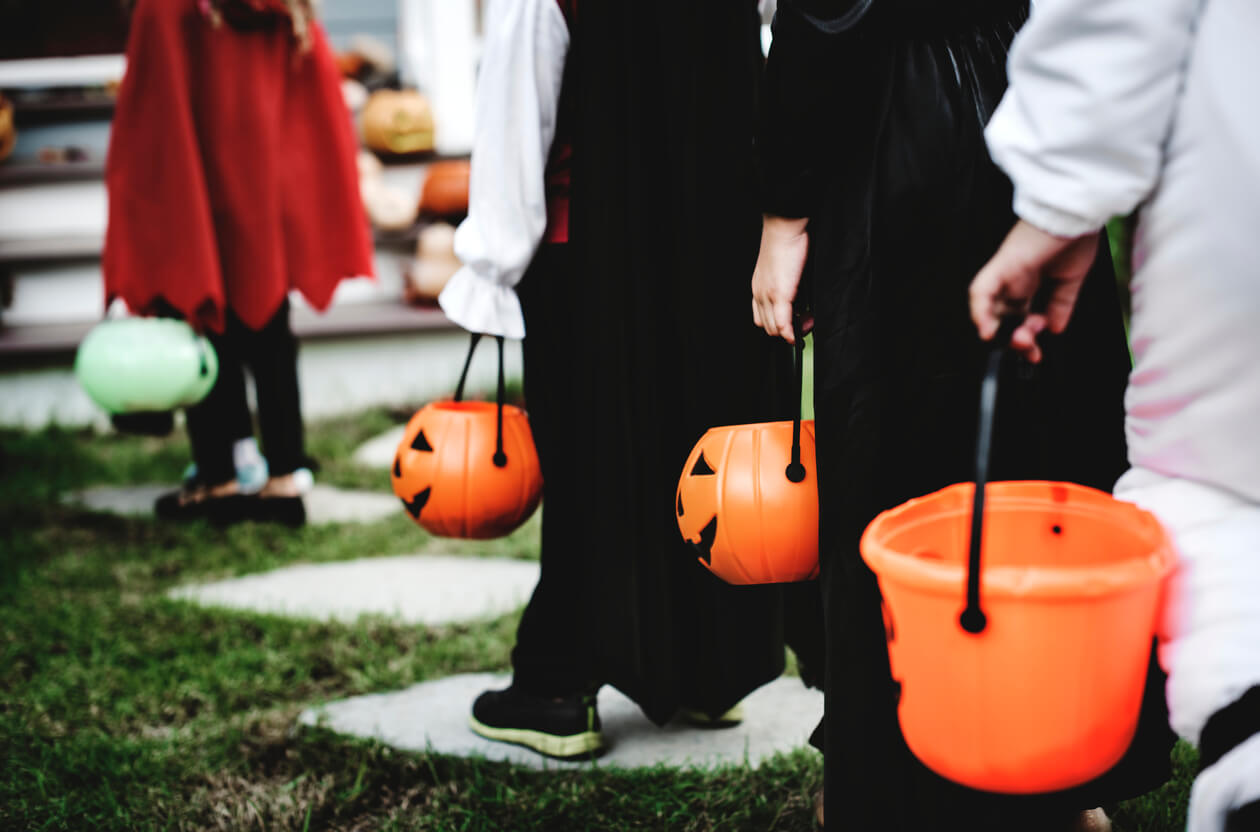 Trick-or-Treat – Let's Be Prepared This Halloween