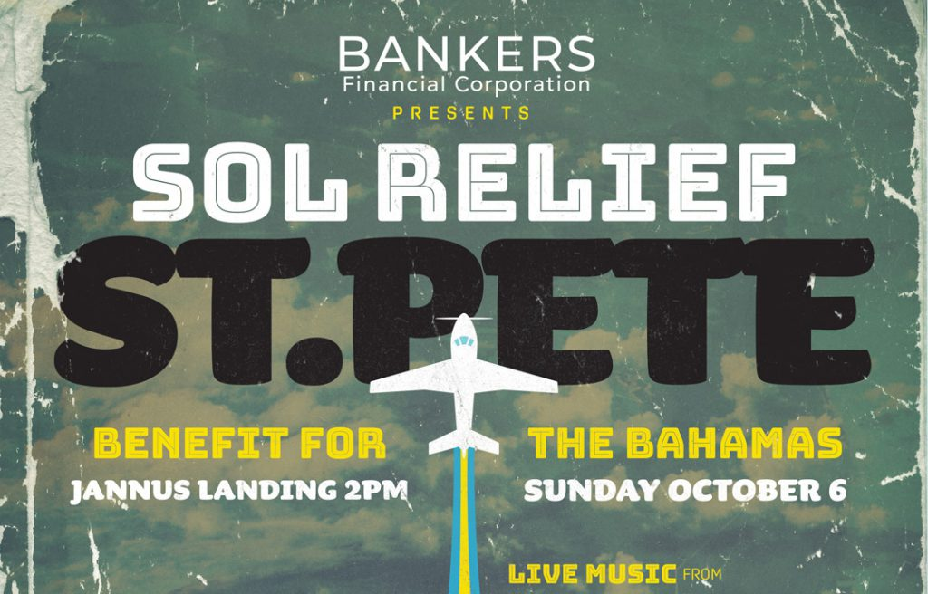 Sol Relief St.Pete Community Benefit Concert